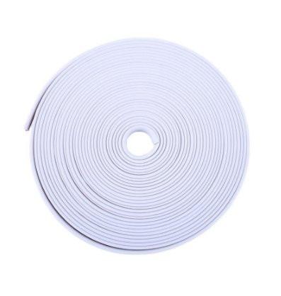 Белая резиновая клейкая лента для обода колеса