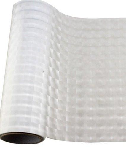 Прозрачная пленка 3D для фар 300х1000 мм (кошачьи глазки)