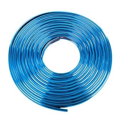Синяя окантовочная (универсальная) клейкая лента