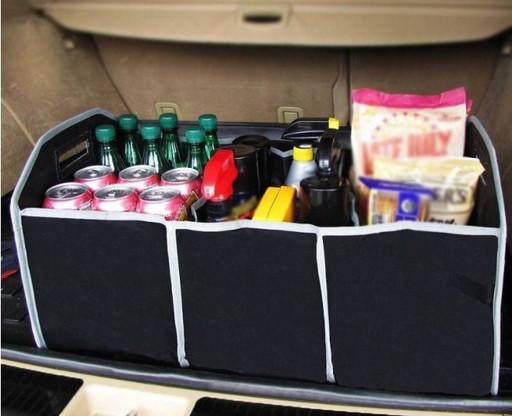 Складной автомобильный органайзер