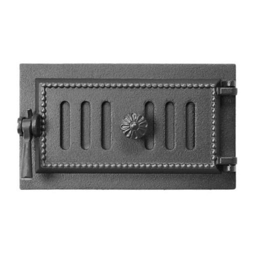 Поддувальная дверца 233 Везувий