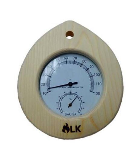 Термогигрометр капля арт. 113