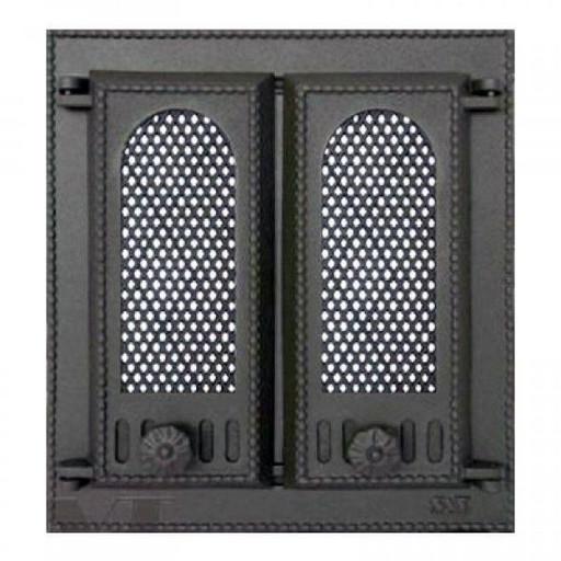 Дверца топочная SVT 409