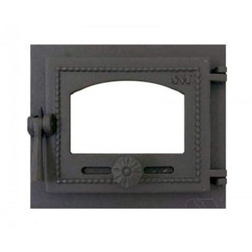 Дверца топочная SVT 470 со стеклом