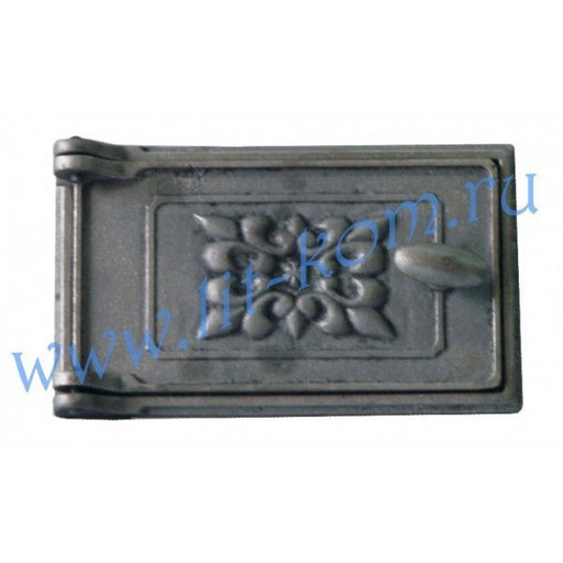 Дверца поддувальная ДП-2 (Б) чугунная