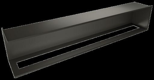 Встраиваемый угловой очаг Standart 2000 (ZeFire)