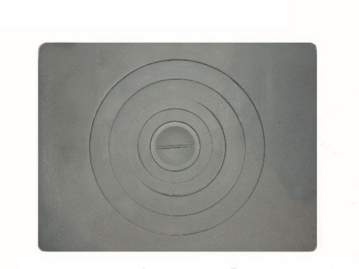 Плита одноконфорная П1-5 (Б) чугунная