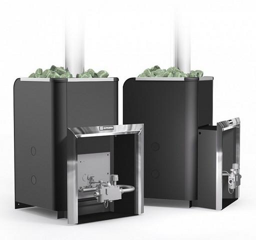 Банная печь Уралочка 24 с автоматикой
