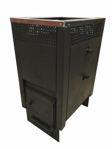 Печь Рада mini КТК с теплообменником