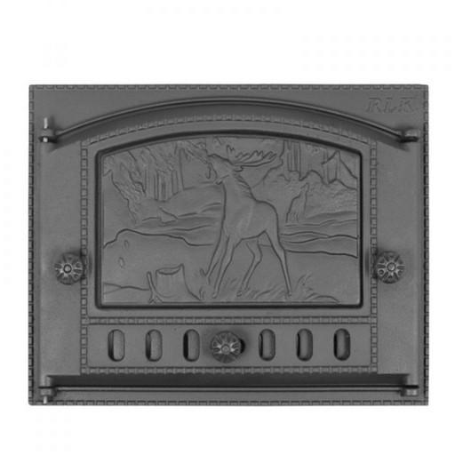 Дверка Каминная ДТК-2 крашенная