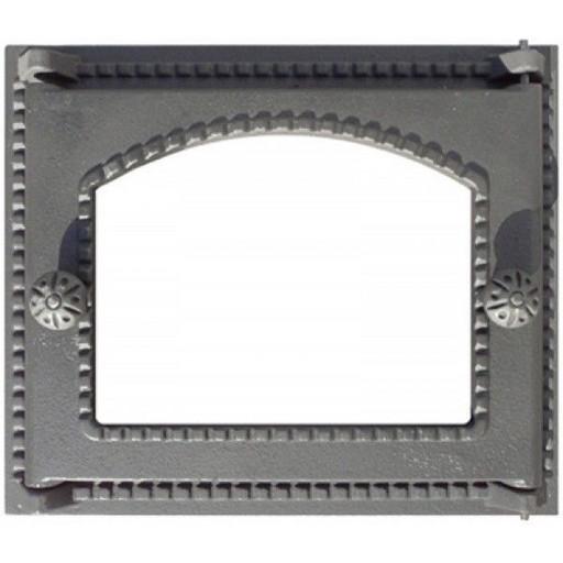 Топочная дверца ДТ-6АС (Р)