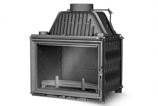 Чугунная топка Kaw-Met (W 17) 16 кВт