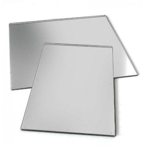 Защитный экран из нержавеющей стали