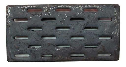 Решетка колосниковая (400х200) чугунная усиленная