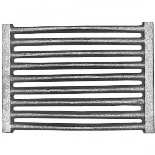 Решетка колосниковая РД-6 (380х250) чугунная