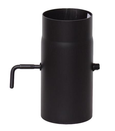 Шибер 500 мм - дымоход Lava