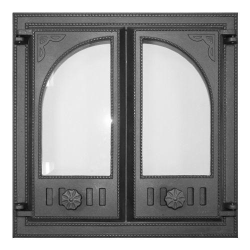 Каминная дверца К501