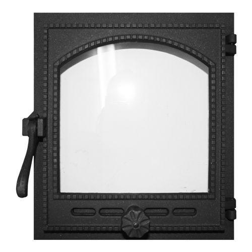 Топочная дверца K404