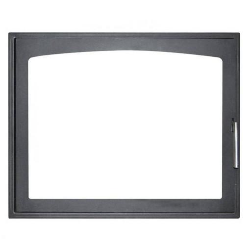 Дверца каминная ДК720-1А  стальная