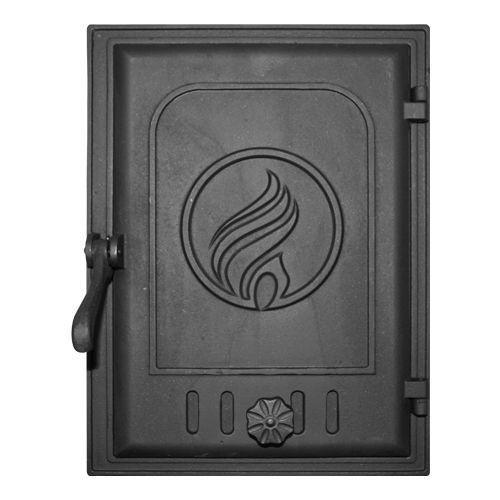 Топочная дверца К413