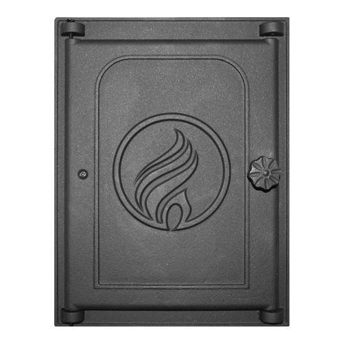 Топочная дверца К313