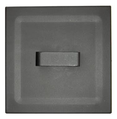 Дверца прочистная ДПР160-01 стальная