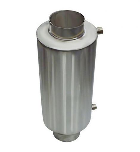 Теплообменник 9 литров на трубе d115