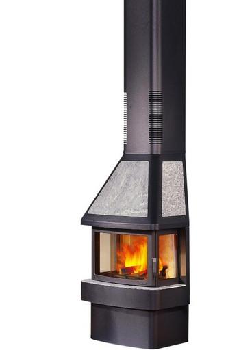 Печь-камин Contura 450Т