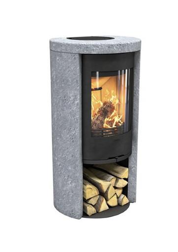Печь-камин Contura 520T Style