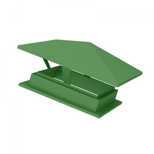 Дымник RAL 6005 Зеленый