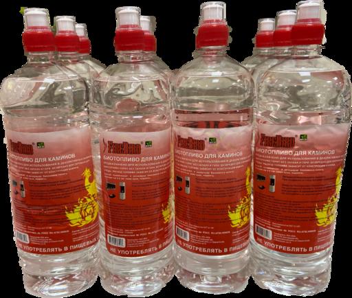 Биотопливо 1.5 л FireBird 12 бутылок по цене 11-ти бутылок
