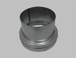 Переходник керамика-сталь