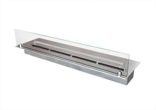 Прямоугольный контейнер ZeFire 700 со стеклом (ZeFire)