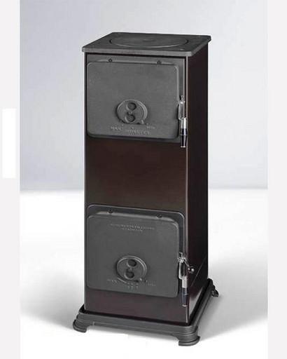 Отопительная печь Kerpen 2 Черная