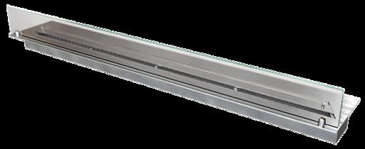 Прямоугольный контейнер ZeFire 1200 со стеклом (ZeFire)