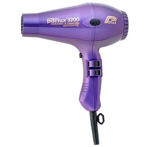 Фен PARLUX 3200 COMPACT Ceramic Ionic violet