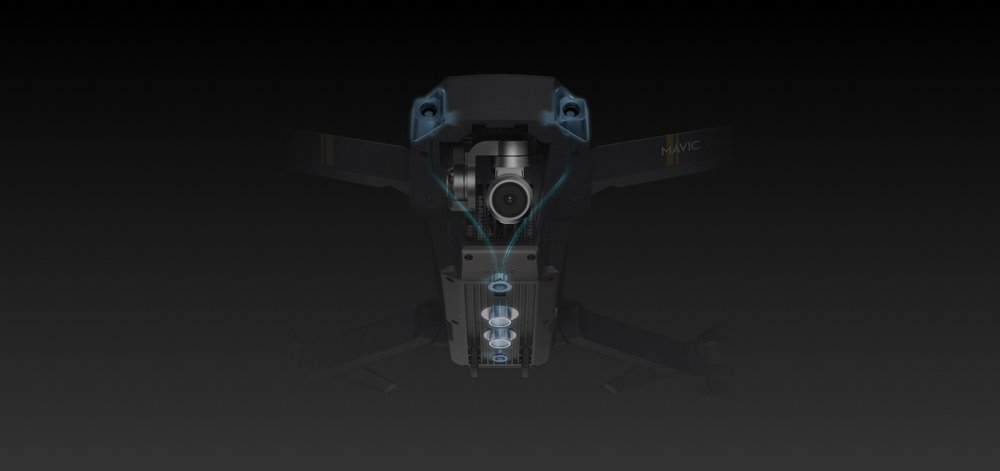 Квадрокоптер_DJI_Mavic_PRO