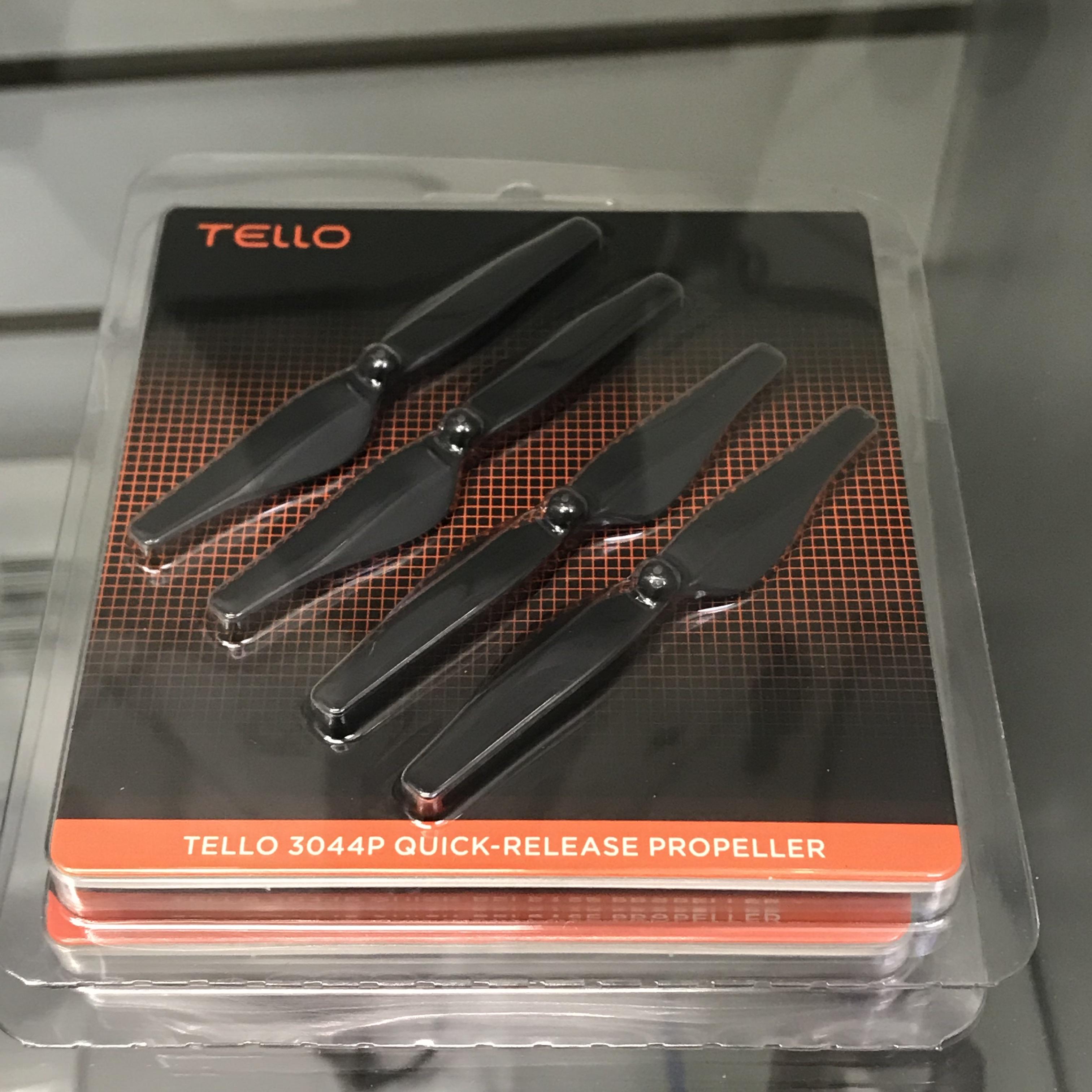 Пропеллелры для квадрокоптера Dji Ryze Tello (полный комплект - 4 шт.)