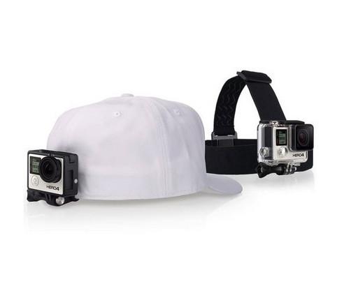 Крепление на голову + клипса | GoPro Headstrap QuickClip