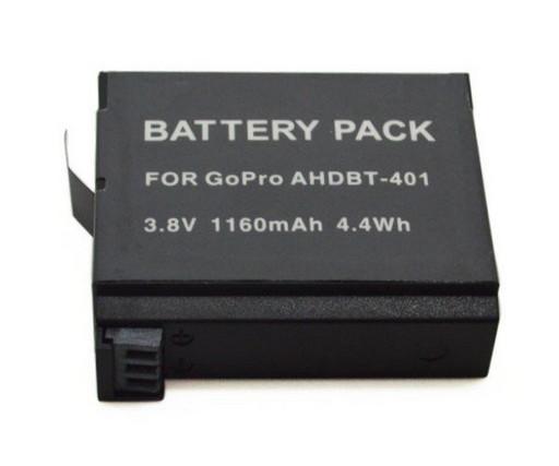 Аккумулятор для GoPro Hero 4 Battery Pack