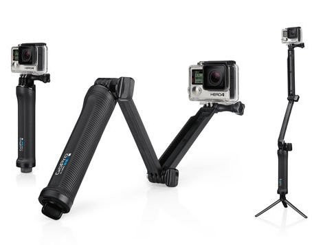 Монопод-штатив 3-Way Mount - Grip/Arm/Tripod