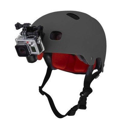 Крепление на шлем спереди GoPro Helmet Front Mount