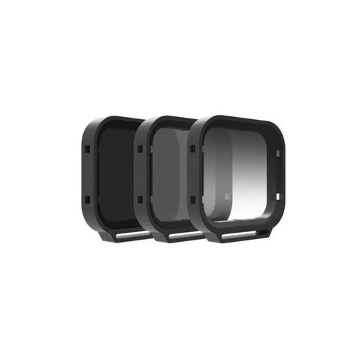 Набор фильтров Venture PolarPro для GoPro (PL/ND8/ND8-GR)