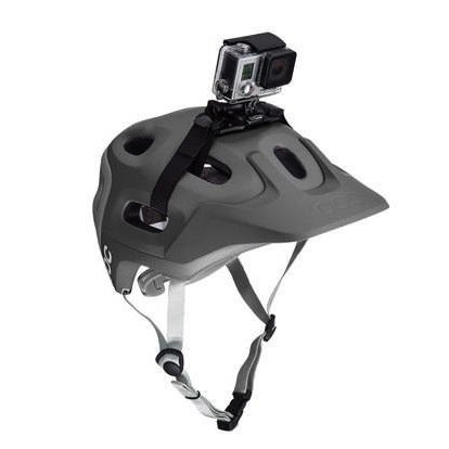 Крепление на велошлем GoPro Vented Helmet Strap Mount