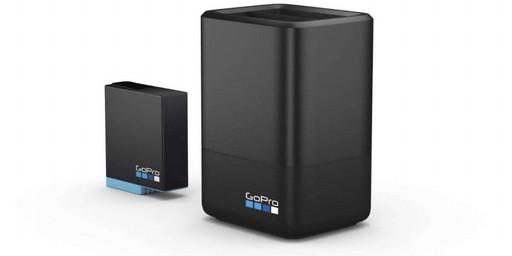 Зарядное устройство на 2 аккумулятора HERO8 Black GoPro Dual Battery Charger + Battery