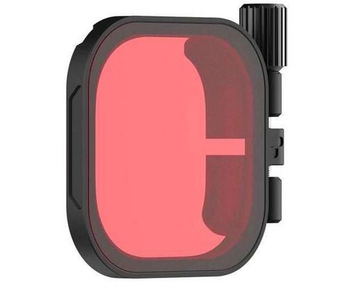 Красный фильтр PolarPro RED на бокс Hero 8 Black