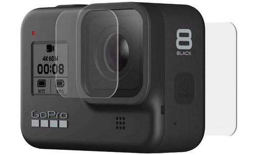 Набор защитных стекол для камеры HERO8 Black