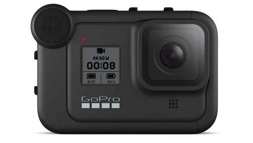 Медиамодуль со встроенным микрофоном и входом HDMI для камеры GoPro HERO 8 External Mic + HDMI Adapter