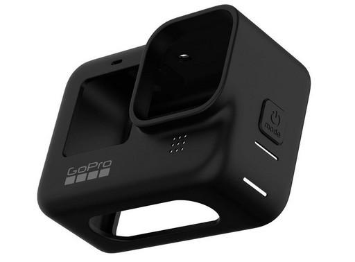 Силиконовый чехол с ремешком для камеры GoPro HERO 9 (Sleeve + Lanyard)