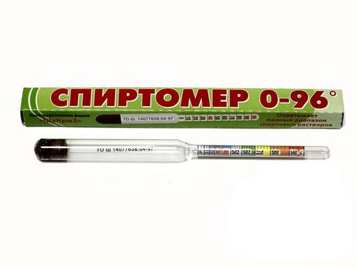 Спиртомер 0-96